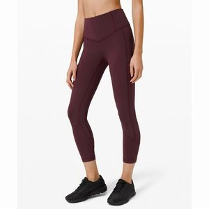 EUC Lululemon All The Right Places Leggings